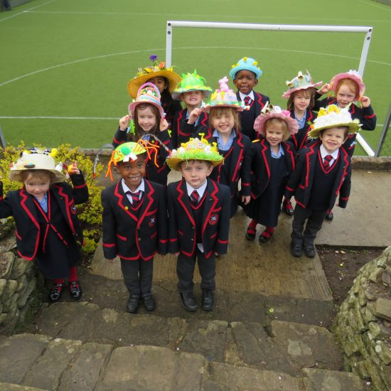 Reception Hats