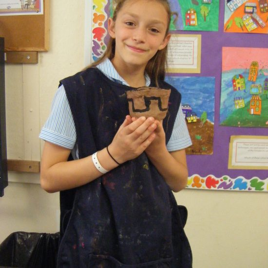 Y5 Greek Pot