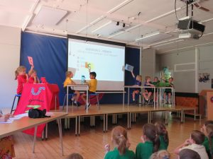 Well done Year 1!