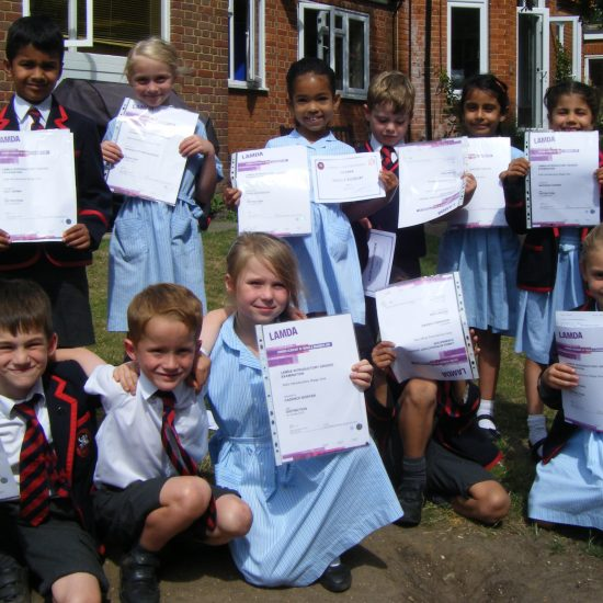 LAMDA successful students