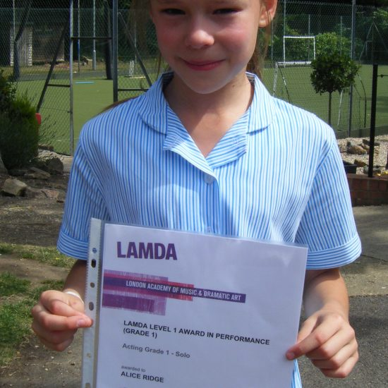 LAMDA success
