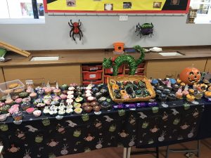 Lower School Cake Sale