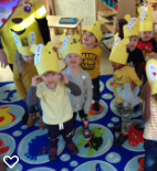 Pudsey hats