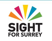 Sight for Surrey Logo
