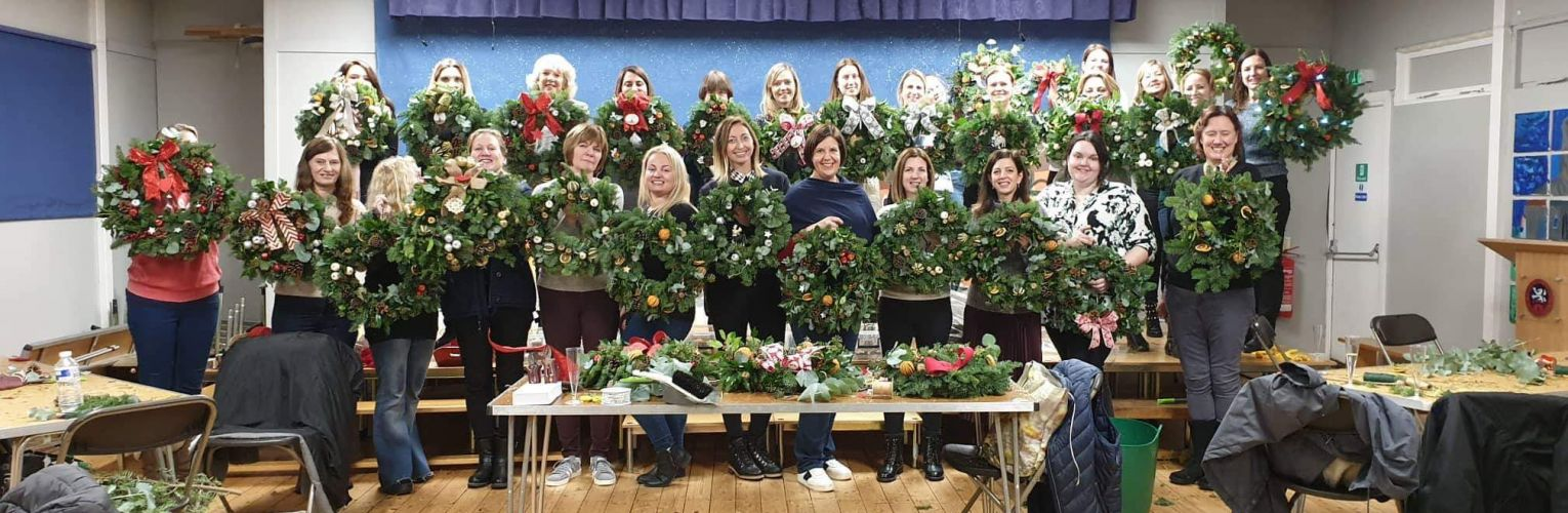 The Wreath Making Workshop