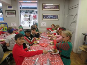 Year 6 Christmas Lunch