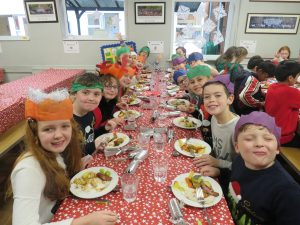 Year 5 Christmas Lunch