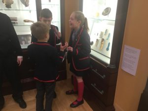 Year 5 Talking about artefacts