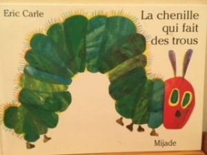 Year 1 French - Chenille