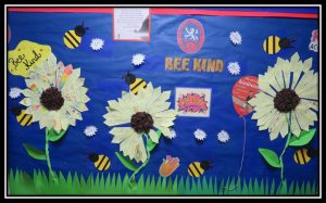 Everyone at Lyndhurst are Kindness Bees