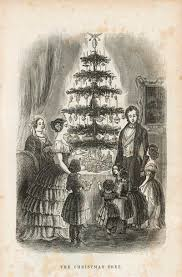 Queen Victoria at Christmas