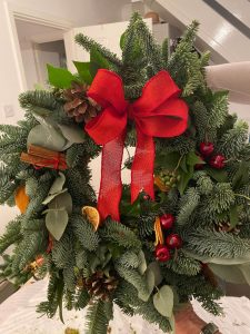 The Lyndhurst Wreath