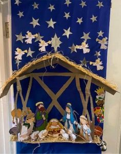 The magic of Christmas The Nativity