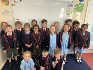 Year 1 Raring to go