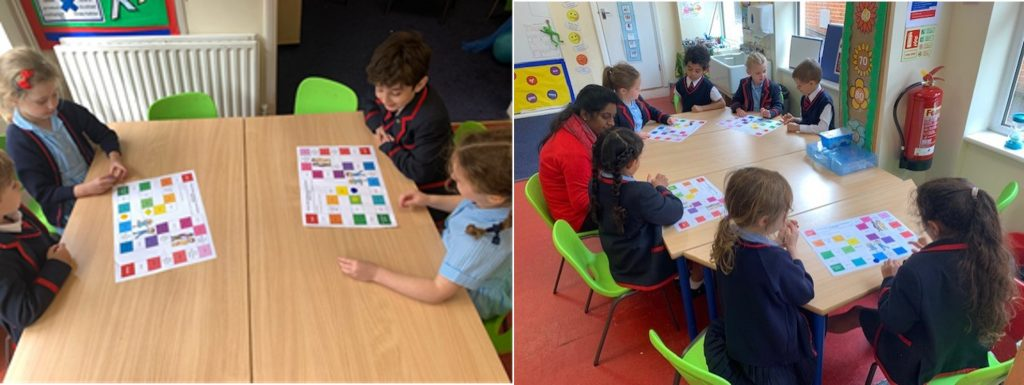Year 1 Doubling & Halving Numbers