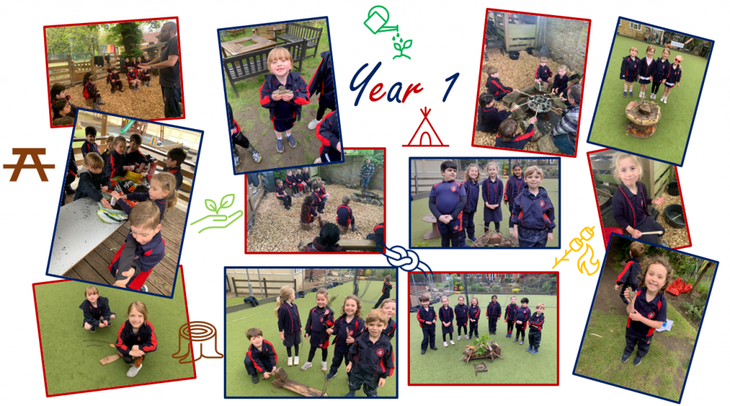 Year 1 Outdoor Learning Day