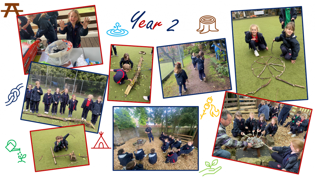 Year 2 Outdoor Learning Day