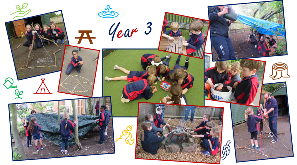 Year 3 Outdoor Learning Day