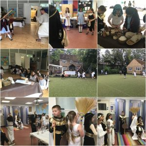 Y4 Ancient Egypt Day