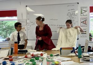 History talk for Year 6