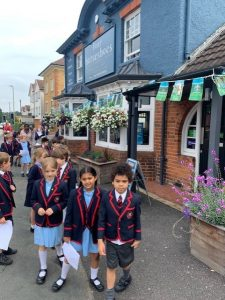Year 1 Exploring The Avenue